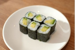 R5 Avocado roll
