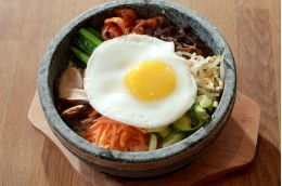 BB1 Vegetable Bibimbap